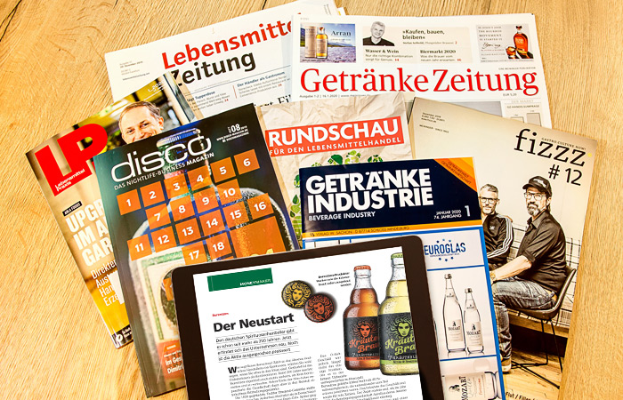 Berentzen Gruppe in the media